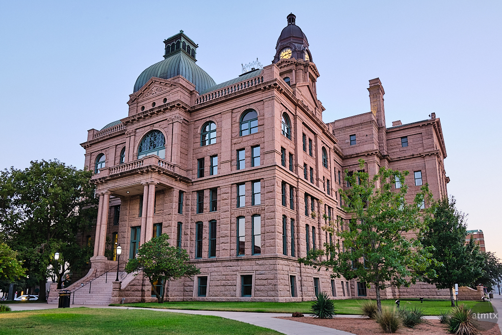 Tarrant County Courthouse - Fort Worth, Texas