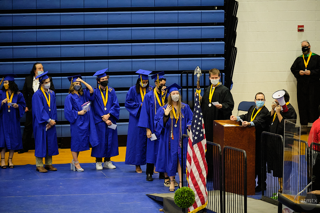 High School Graduation - Austin, Texas