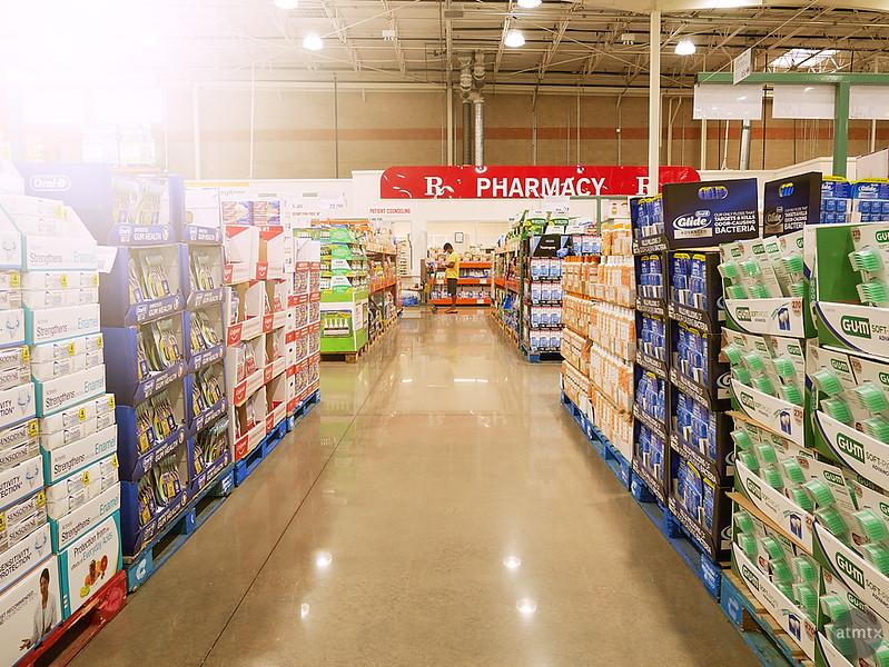 Sunshine and Costco Pharmacy - Austin, Texas
