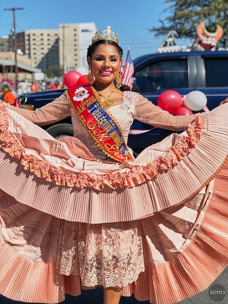 Tessy, Dia de los Muertos 2018 - Austin, Texas