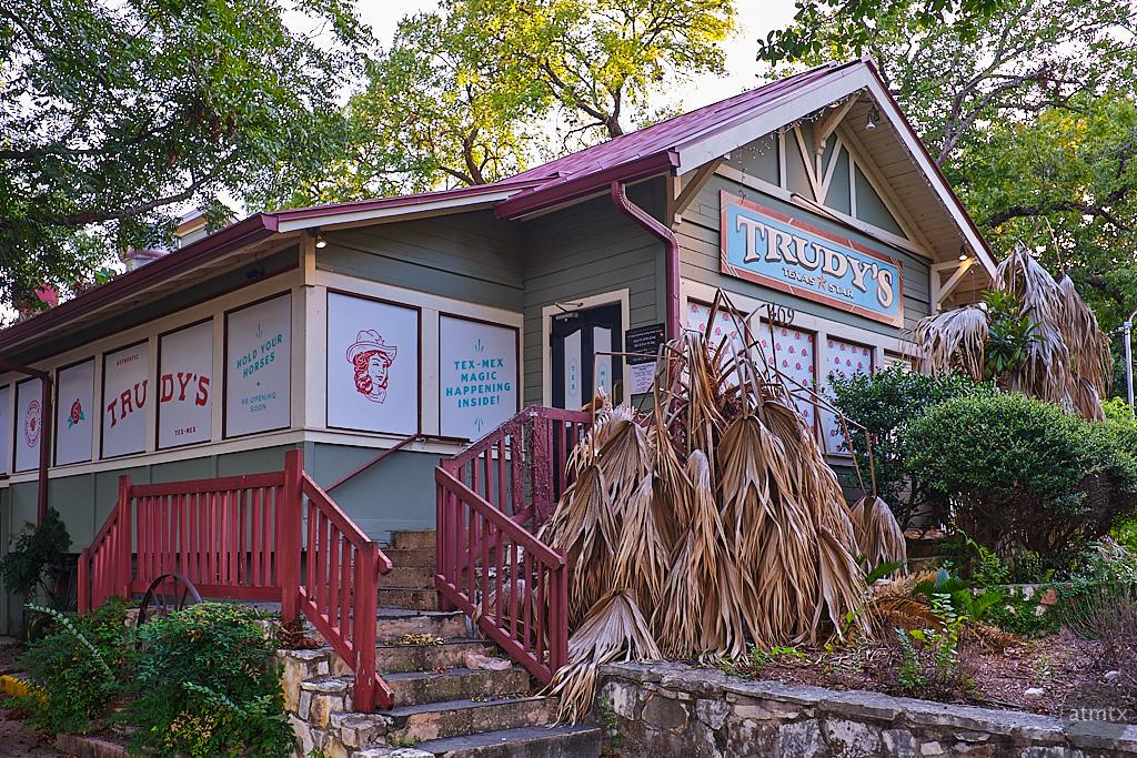 Faded Trudy's - Austin, Texas