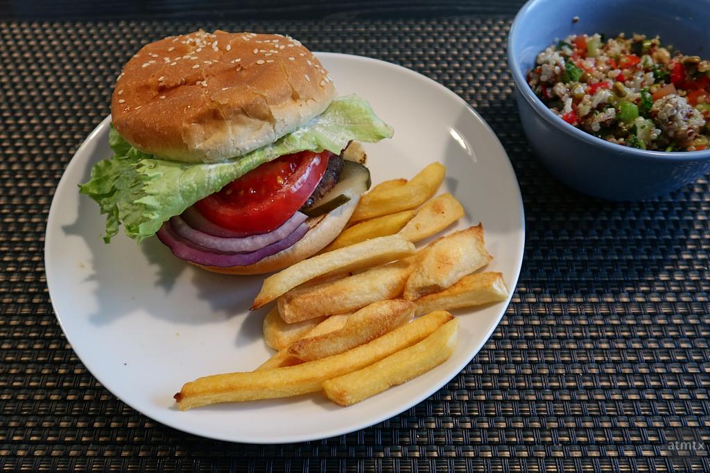 Homemade Burger - Austin, Texas