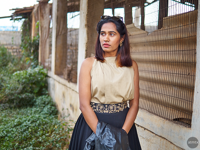 Priya, Abandoned Building - Bangalore, India
