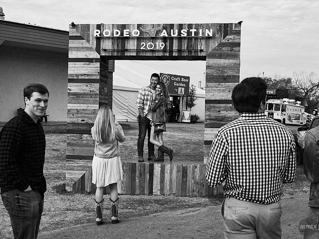 Portraits at the Rodeo - Austin, Texas
