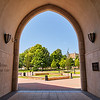 Arched Entry, University of Tulsa - Tulsa, Oklahoma
