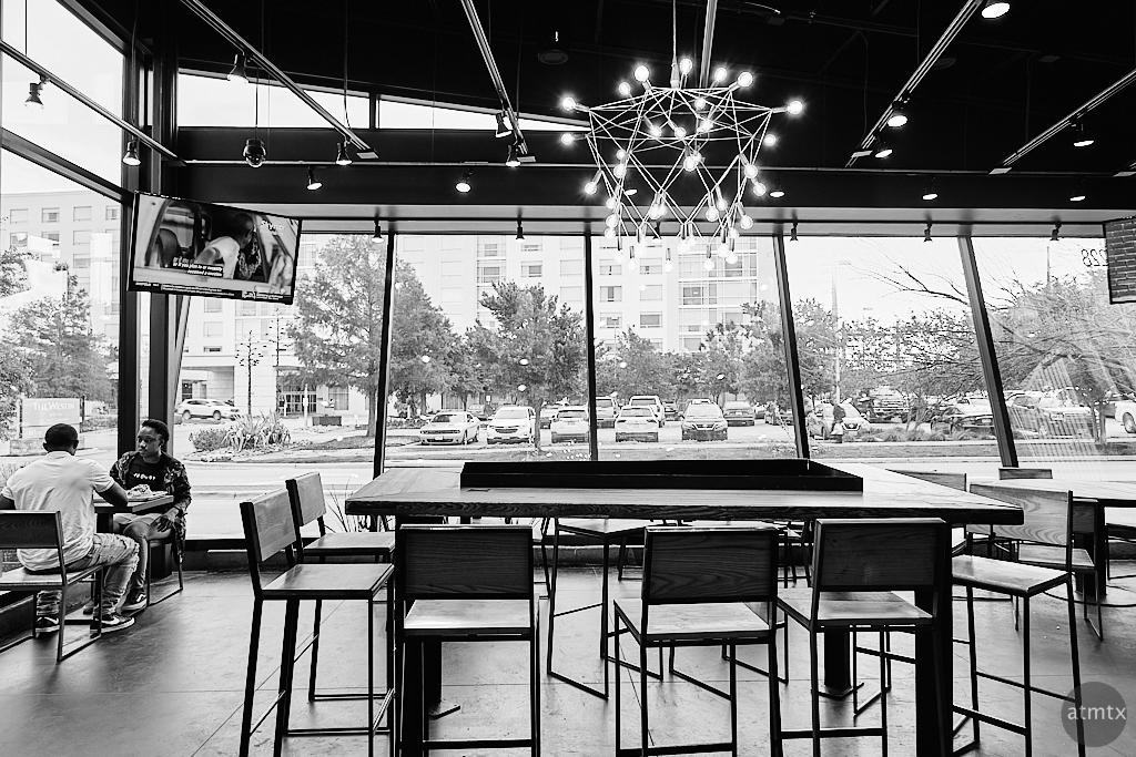 Architecture, Shake Shack - Austin, Texas