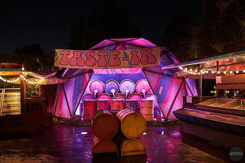 Fillmore's Taste-In., Disney California Adventure - Anaheim, California