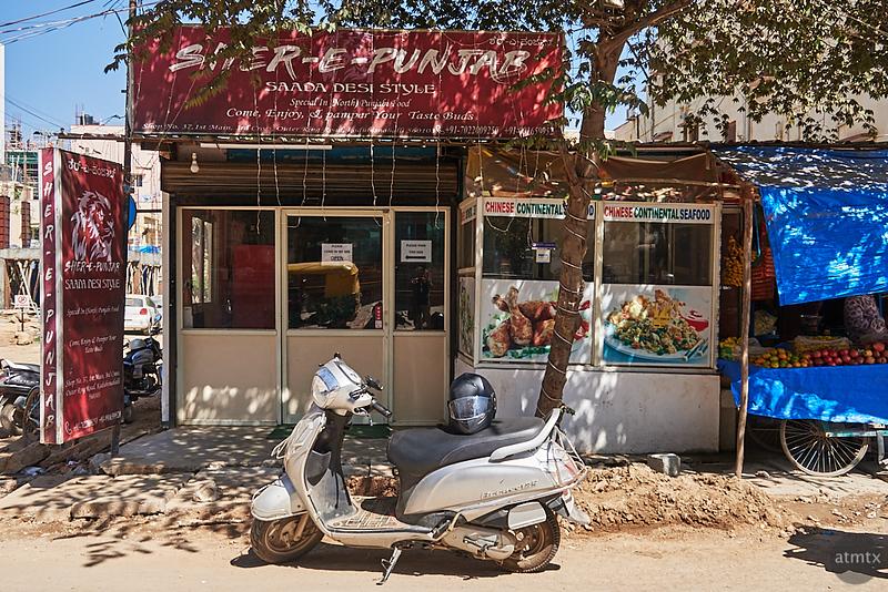 Local Restaurant - Bangalore, India