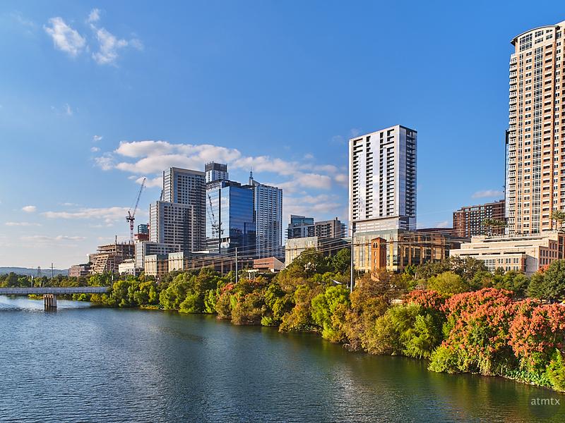 Westside Skyline - Austin, Texas