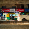 Coca-Cola and Motion Blur - Bangalore, India