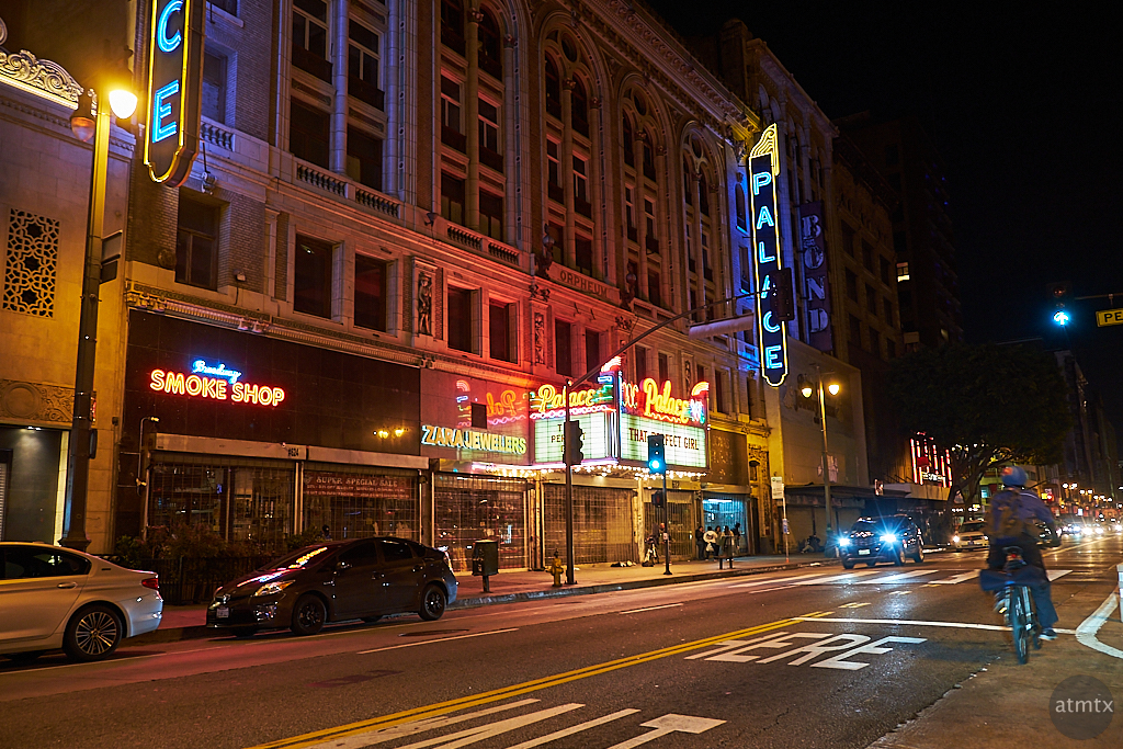 Palace Theater - Los Angeles, California