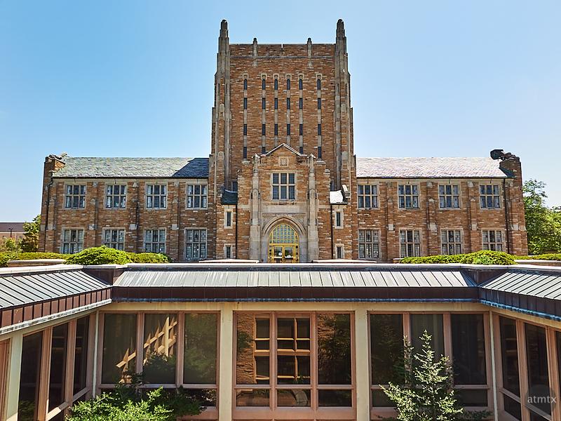 McFarlin Library, University of Tulsa - Tulsa, Oklahoma