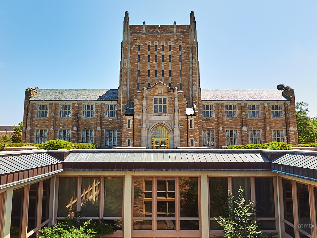 McFarlin Library, University of Tulsa - Tulsa, Oklahoma