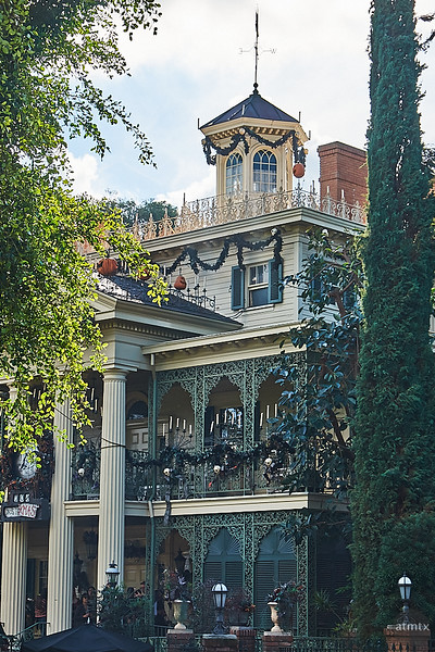 Haunted Mansion Holiday - Anaheim, California