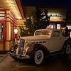 Packard Coupe at Oswalds, Disney California Adventure - Anaheim, California