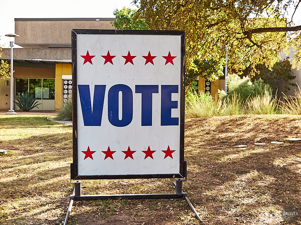 Early Voting - Austin, Texas