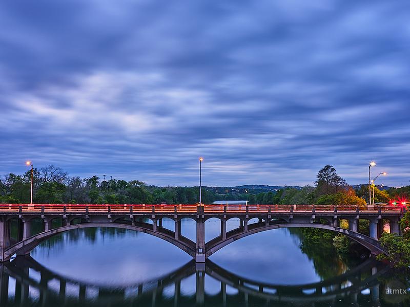 Lamar Blvd Bridge - Austin, Texas
