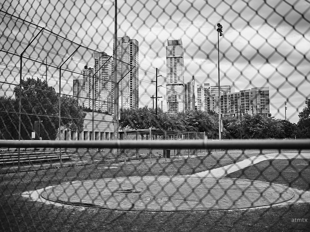 Baseball Field - Austin, Texas