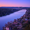 Evening Color, Mount Bonnell - Austin, Texas