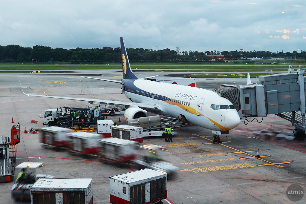 Jet Airways - Singapore
