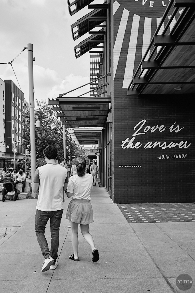 Love is the Answer - Austin, Texas