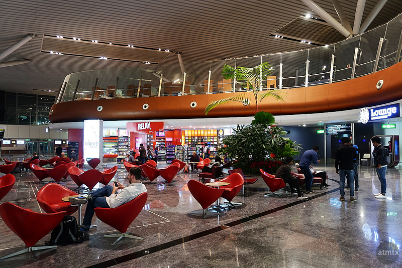 Seating, Kempegowda Airport - Bangalore, India