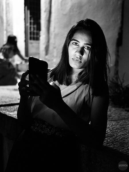 Priya Lit by Smartphone - Bangalore, India
