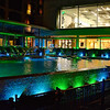 Empty Pool, Radisson Hotel - Austin, Texas