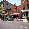 My Little Pizzeria, Street scape - Brooklyn, New York