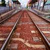 Arakawa Line Tracks - Tokyo, Japan