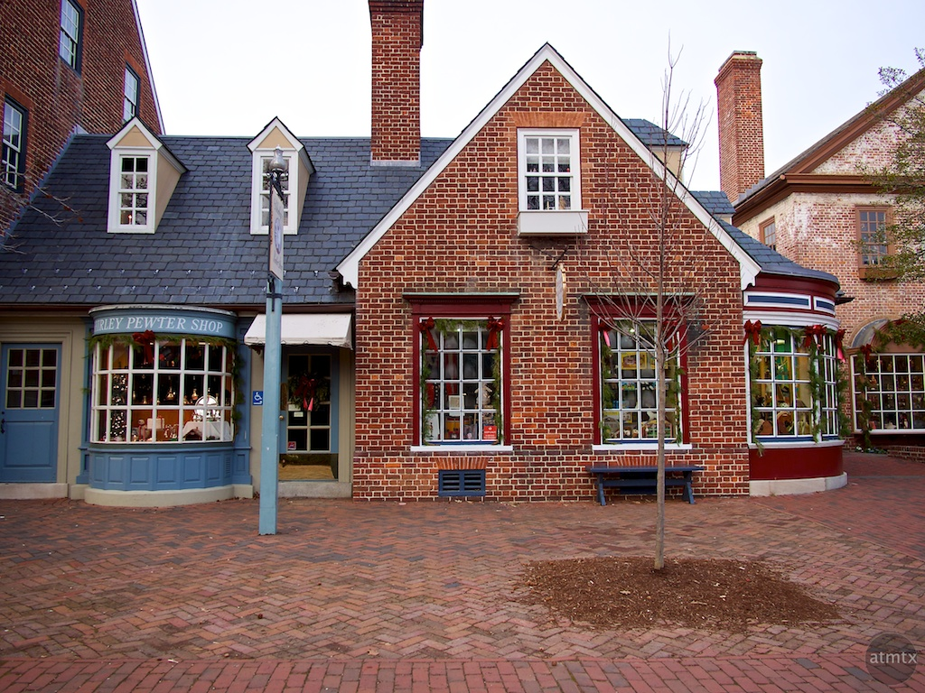Merchant Square Shops - Williamsburg, Virginia