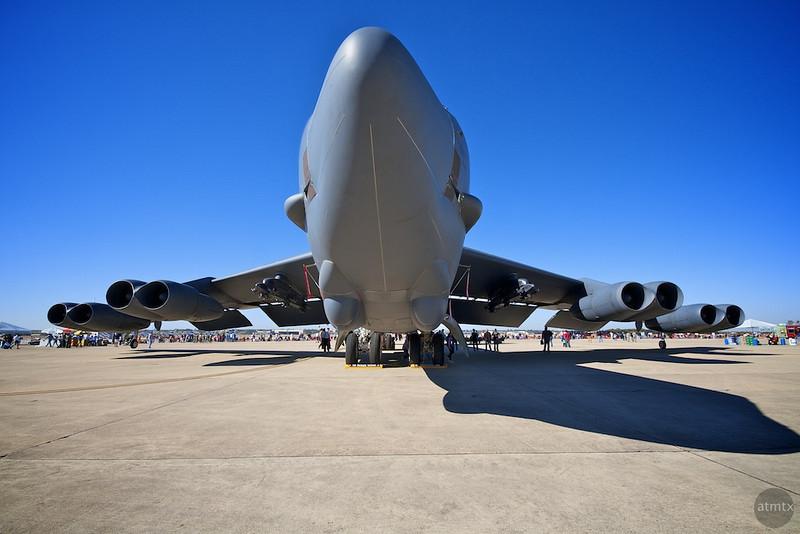 B-52 Bomber - San Antonio, Texas