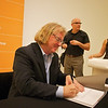 Book Signing, Peter Turnley Lecture - Austin, Texas