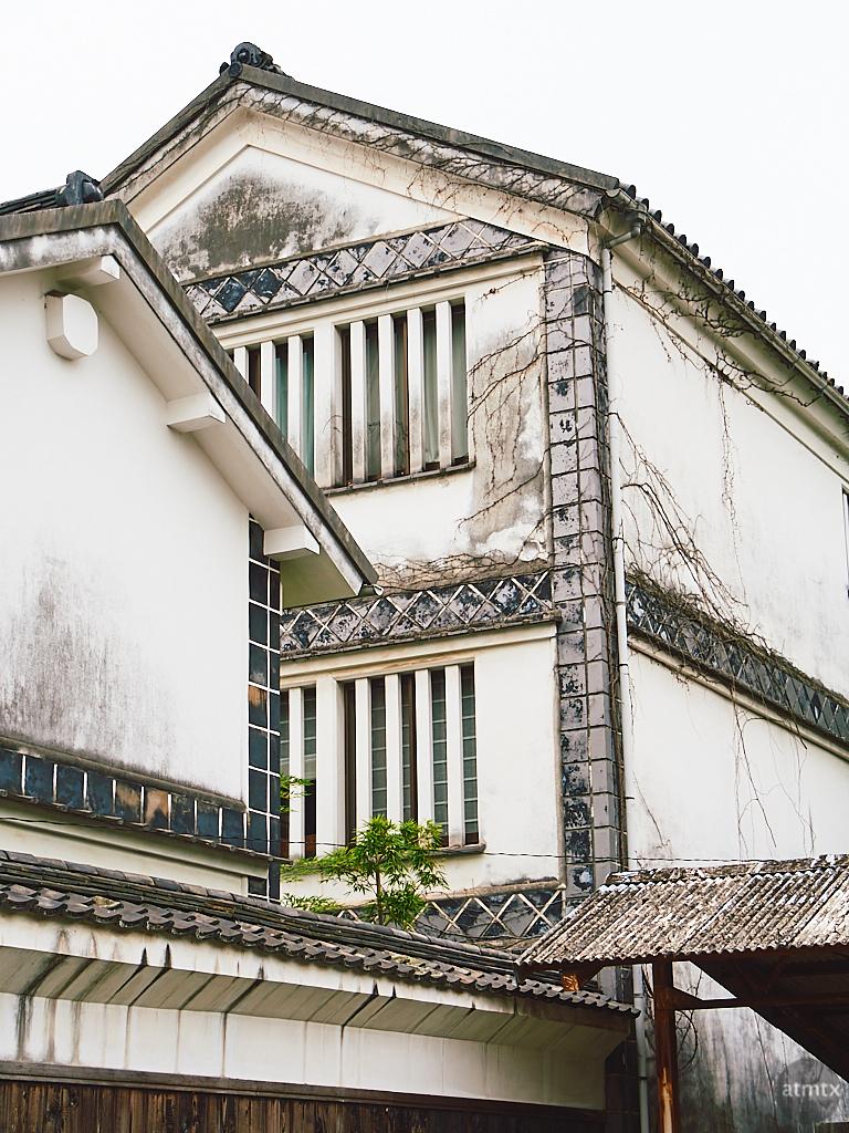 Architecture, Bikan Historical Quarter - Kurashiki, Japan