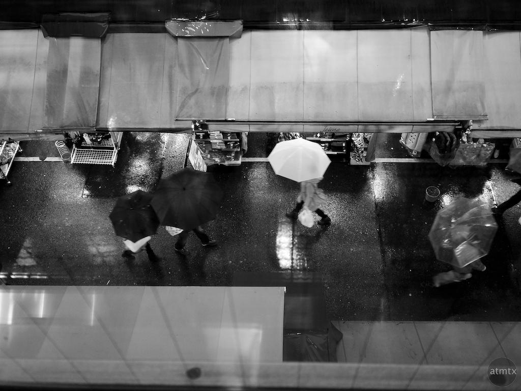 Umbrellas, Ameyoko - Tokyo, Japan