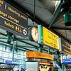 Airport Signage - Schiphol, Netherlands