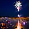 Fireworks over Lake Austin (2013) - Austin, Texas