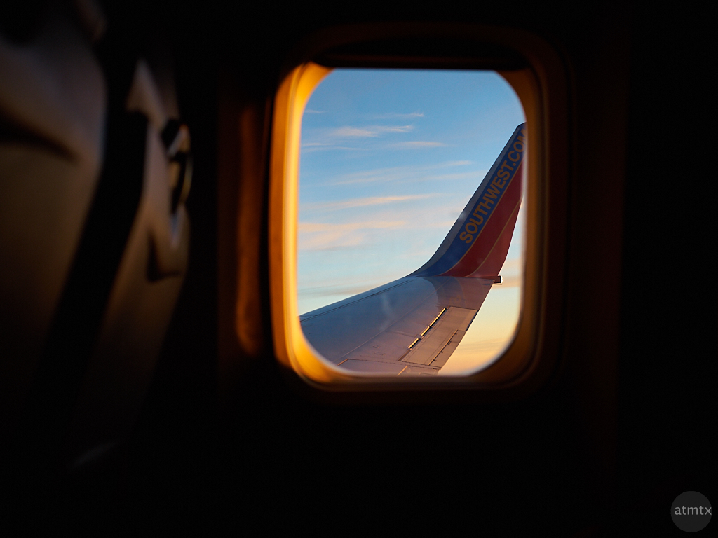 Morning Light - Southwest Airlines