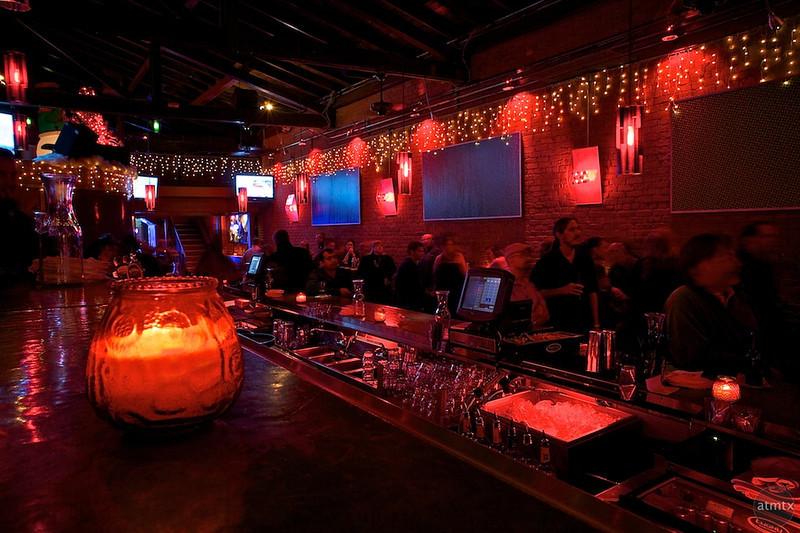 Lucky Lounge Bar - Austin, Texas