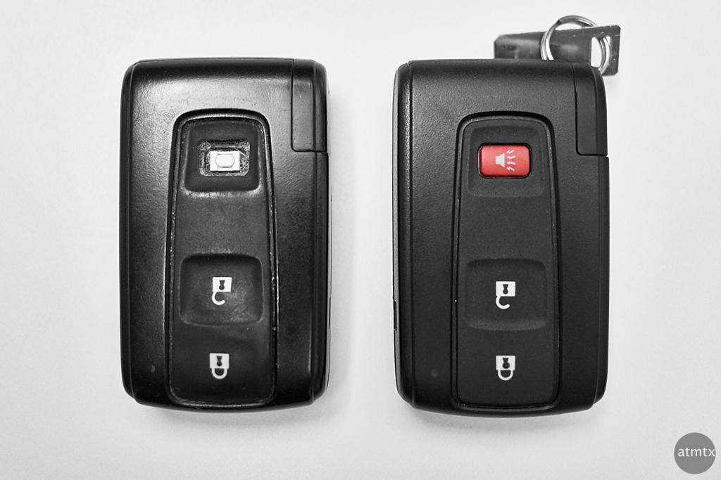 2007 Prius Key - Austin, Texas