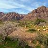 A Western Landscape - Near Las Vegas, Nevada