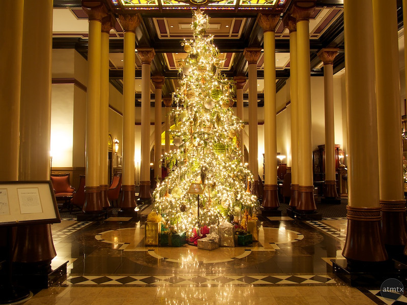 2013 Driskill Christmas Tree #3 - Austin, Texas