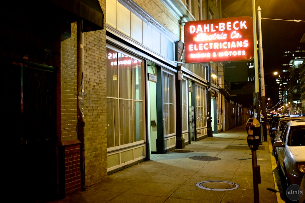 Dahl-Beck Electric Co - San Francisco, California