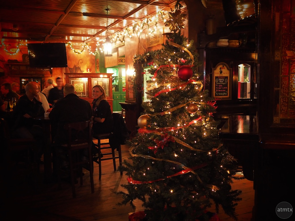 Christmas Tree, Fado - Austin, Texas