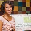 Austin Fashion Week 2011 - Christina from Me So Hungry - Austin, Texas