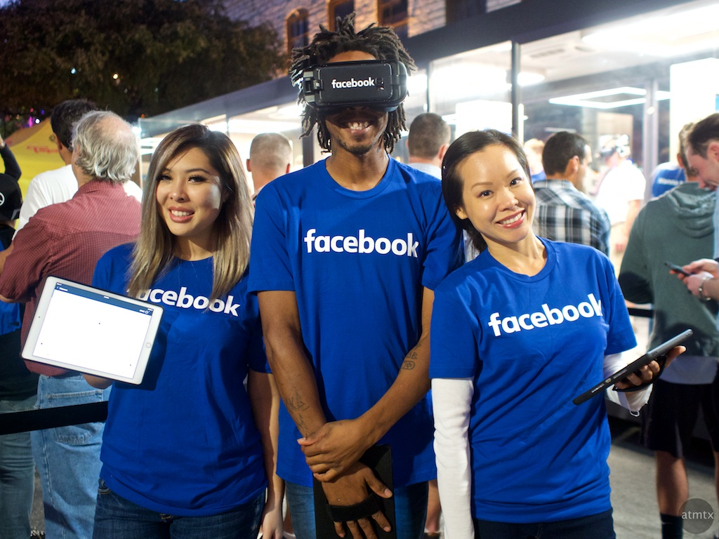 Facebook Folks, 2016 Fan Fest - Austin, Texas