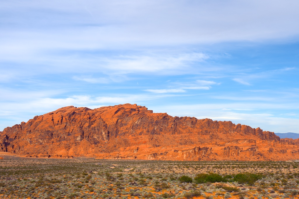 One Peak, Valley of Fire State Park - Overton, Nevada
