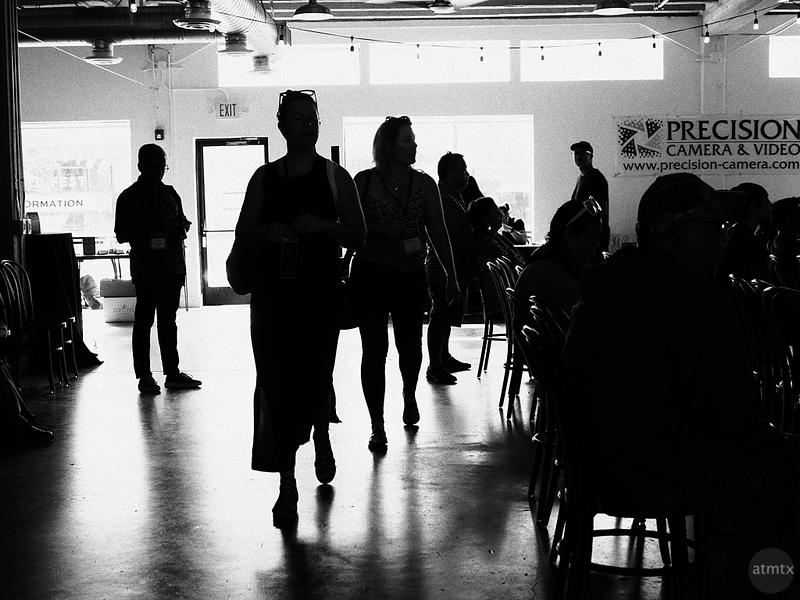 Silhouettes in Balance, Four x Five Photo Fest 2018 - San Antonio, Texas