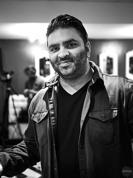 Nilay Patel, SXSW 2018 - Austin, Texas