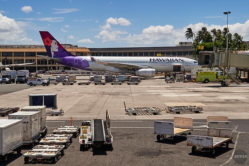 Hawaiian Airlines - Honolulu, Hawaii